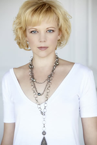 Book Emily Bergl for your next corporate event, function, or private party.