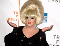 Book Lady Bunny for your next corporate event, function, or private party.