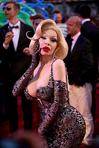 Book Amanda Lepore for your next corporate event, function, or private party.