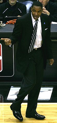 Book Isiah Thomas for your next corporate event, function, or private party.