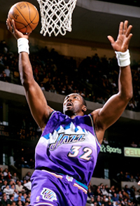Book Karl Malone for your next corporate event, function, or private party.