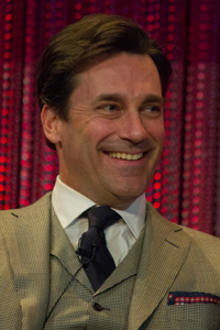 Book Jon Hamm for your next corporate event, function, or private party.