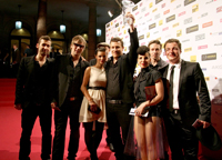 Book Parov Stelar Band for your next corporate event, function, or private party.