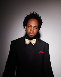 Book Dwele for your next corporate event, function, or private party.