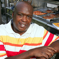 Book Buster Douglas for your next corporate event, function, or private party.