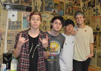 Book 5 Seconds of Summer (5SOS) for your next corporate event, function, or private party.