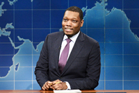Book Michael Che for your next corporate event, function, or private party.