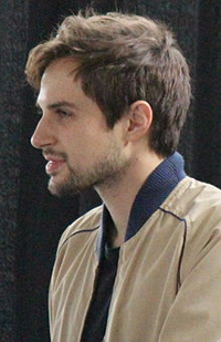Book Andrew J. West The Walking Dead for your next corporate event, function, or private party.
