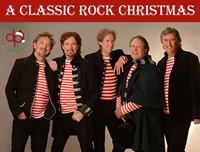 Book A Classic Rock Christmas for your next corporate event, function, or private party.