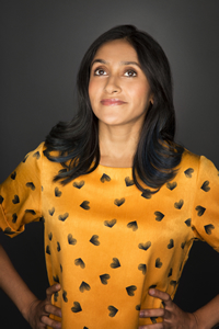 Book Aparna Nancherla for your next corporate event, function, or private party.
