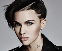 Book Ruby Rose for your next corporate event, function, or private party.