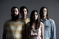 Book Houndmouth for your next corporate event, function, or private party.