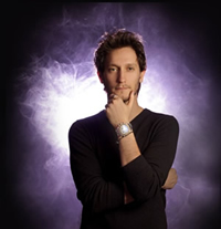 Book Lior Suchard for your next corporate event, function, or private party.