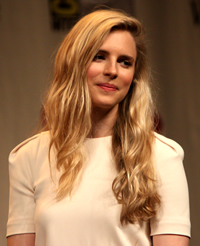 Book Brit Marling for your next corporate event, function, or private party.