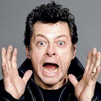 Book Andy Serkis for your next corporate event, function, or private party.