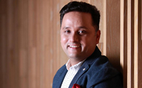 Book Amish Tripathi for your next corporate event, function, or private party.