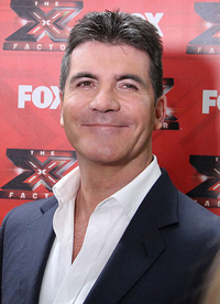 Book Simon Cowell for your next corporate event, function, or private party.