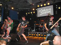 Book A Wilhelm Scream for your next corporate event, function, or private party.