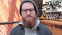 Book Aaron West and The Roaring Twenties for your next corporate event, function, or private party.