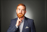 Book Andrew Santino for your next corporate event, function, or private party.