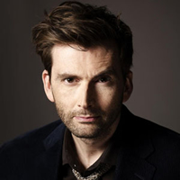 Book David Tennant for your next corporate event, function, or private party.