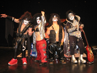 Book Mini Kiss for your next corporate event, function, or private party.