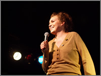 Book Beth Stelling for your next corporate event, function, or private party.