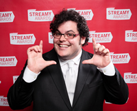 Book Josh Gad for your next corporate event, function, or private party.