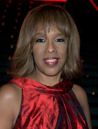 Book Gayle King for your next corporate event, function, or private party.