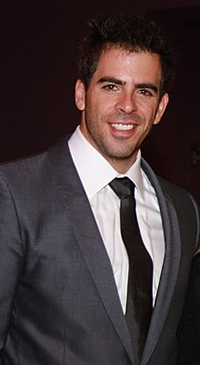 Book Eli Roth for your next corporate event, function, or private party.