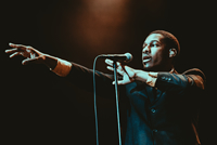 Book Leon Bridges for your next corporate event, function, or private party.