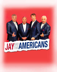 Book Jay and the Americans for your next corporate event, function, or private party.