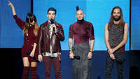 Book DNCE for your next corporate event, function, or private party.