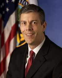 Book Arne Duncan for your next corporate event, function, or private party.
