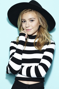 Book G Hannelius for your next corporate event, function, or private party.