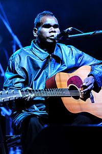 Book Gurrumul for your next corporate event, function, or private party.