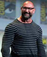 Book Dave Bautista for your next corporate event, function, or private party.