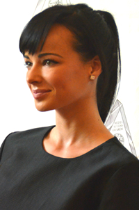Book Ashley Rickards for your next corporate event, function, or private party.