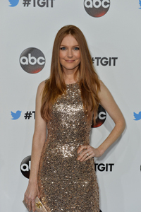 Book Darby Stanchfield for your next corporate event, function, or private party.