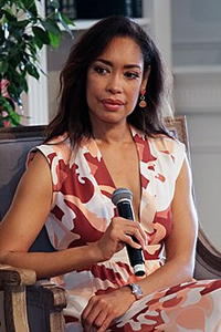 Book Gina Torres for your next corporate event, function, or private party.