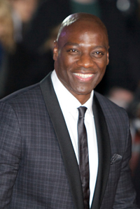 Book Adewale Akinnuoye-Agbaje for your next corporate event, function, or private party.