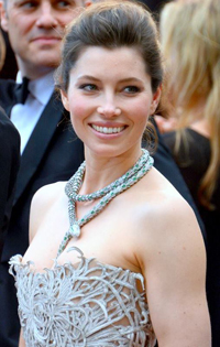 Book Jessica Biel for your next corporate event, function, or private party.