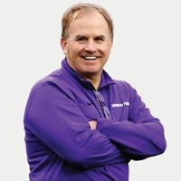 Book Coach Gary Patterson for your next corporate event, function, or private party.