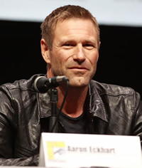 Book Aaron Eckhart for your next corporate event, function, or private party.