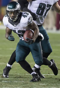 Book Darren Sproles for your next corporate event, function, or private party.