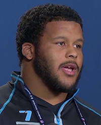 Book Aaron Donald for your next corporate event, function, or private party.