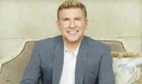 Book Todd Chrisley for your next corporate event, function, or private party.