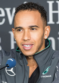 Book Lewis Hamilton for your next corporate event, function, or private party.
