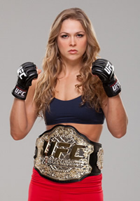 Book Ronda Rousey for your next corporate event, function, or private party.