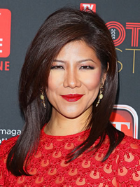 Book Julie Chen for your next corporate event, function, or private party.